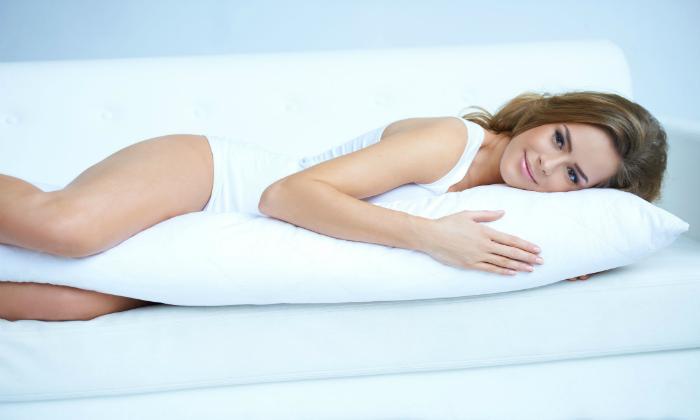 При остром геморрое рекомендуется проводить большую часть времени лежа