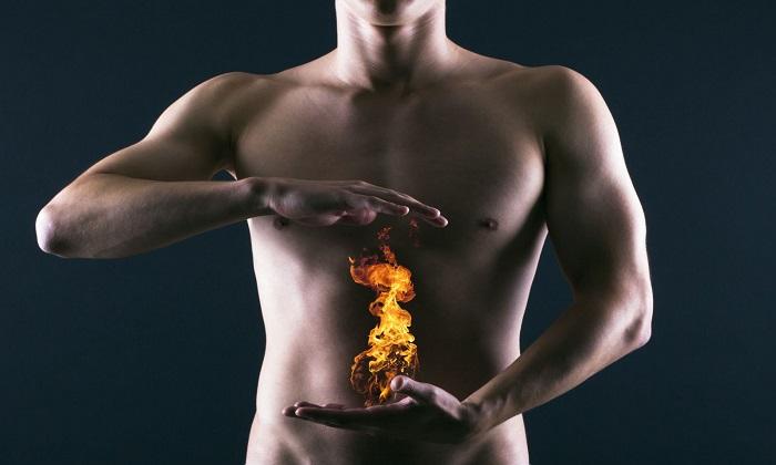 Из-за приема Флебодиа может начаться изжога