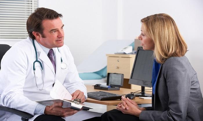 При возникновении побочной симптоматики необходимо как можно скорее сообщить об этом врачу