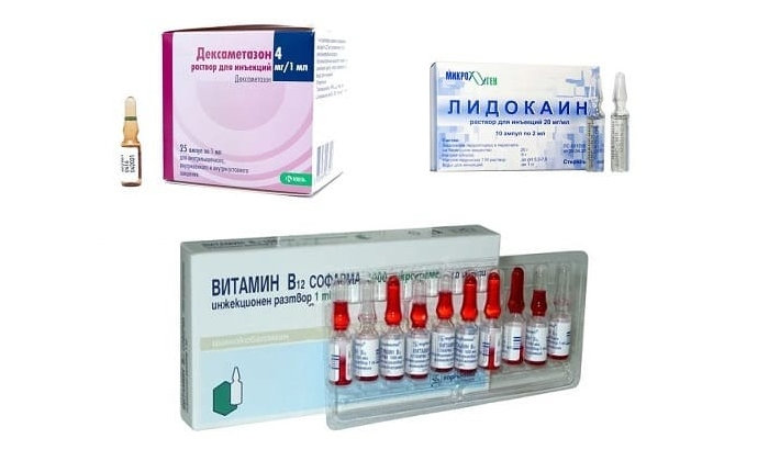 Можно ли принимать одновременно Лидокаин, В12 и Дексаметазон
