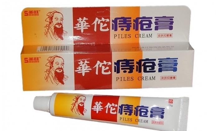 Красная мазь от геморроя - результат объединения многовекового опыта народных целителей Китая и работы современных фармацевтов