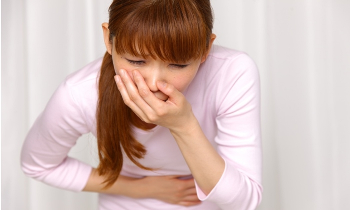 В результате применения Лидокаина, В12 и Дексаметазона может появиться тошнота