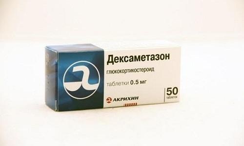 Дексаметазон - синтетический препарат, представляющий собой фторированную разновидность природного гормона гидрокортизона