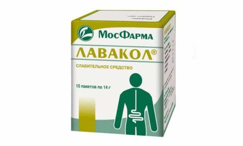 Согласно инструкции, для планового очищения толстой кишки нужно выпить 3 л раствора Лавакола