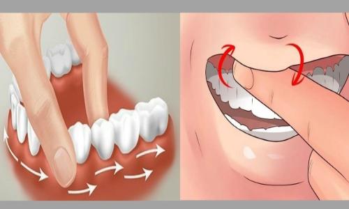 Мазь стоматологическую наносят тонким слоем на воспаленные участки десен, втирая легкими массирующими движениями