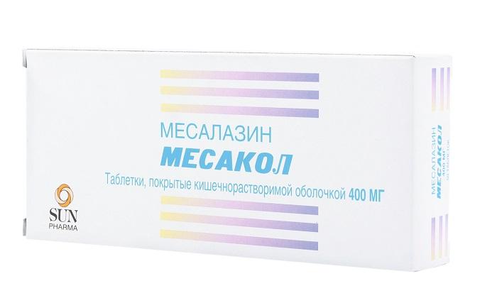 Действие Мексакола направлено на то, чтобы не допустить размножения кишечной палочки. Проявляются противомикробные свойства в толстом кишечнике