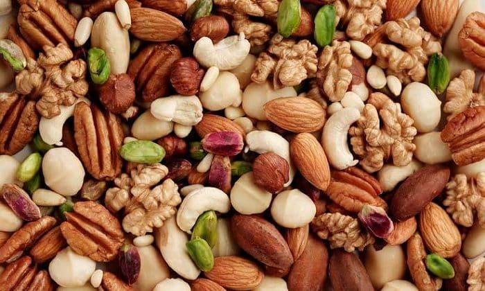 Перед использованием обоих слабительных препаратов необходимо исключить орехи