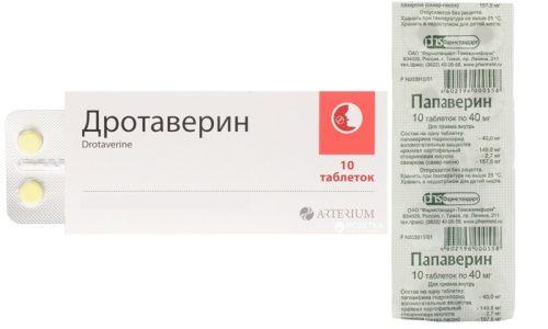 Препараты Папаверин и Дротаверин относятся к группе спазмолитических средств. Основное их назначение - снимать боль, вызванную сокращением гладкой мускулатуры