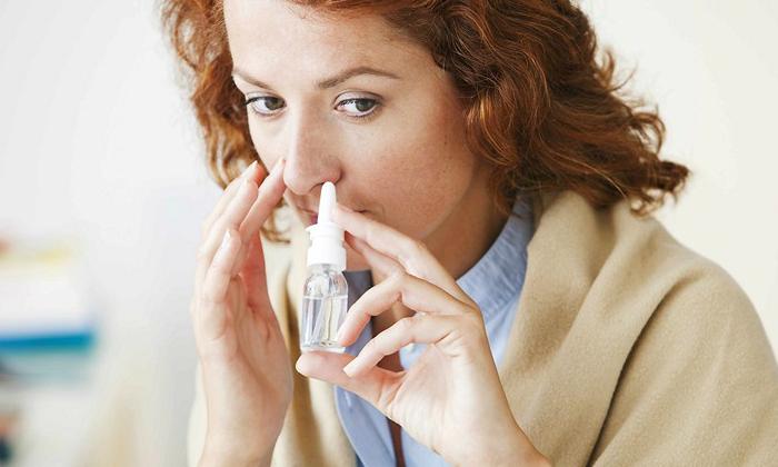 Капли в нос помогают избавиться от заложенности и повысить эффективность других средств