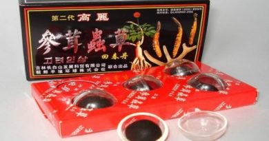 Восточное чудо – китайские шарики для потенции