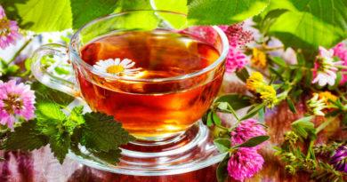 Лечебный чай от простатита