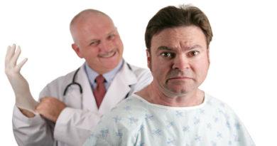 Виды лечебного массажа при простатите