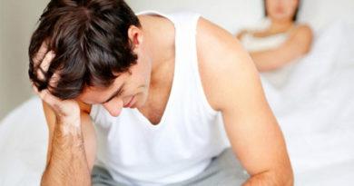 Причины импотенции у молодых мужчин