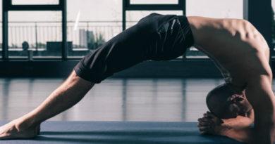 Лечебная йога для потенции