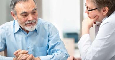 Причины снижения потенции в пожилом возрасте