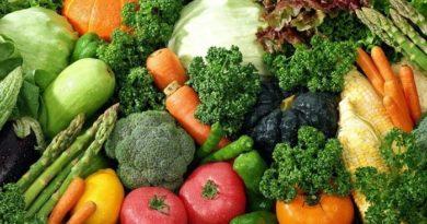 Какие нужно есть овощи для повышения потенции