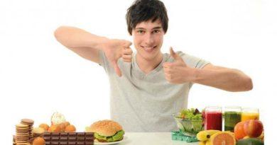 Полезные для здоровья простаты продукты